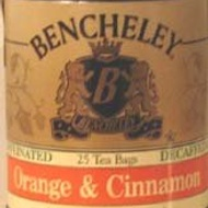 Decaf Orange & Cinnamon from Bencheley