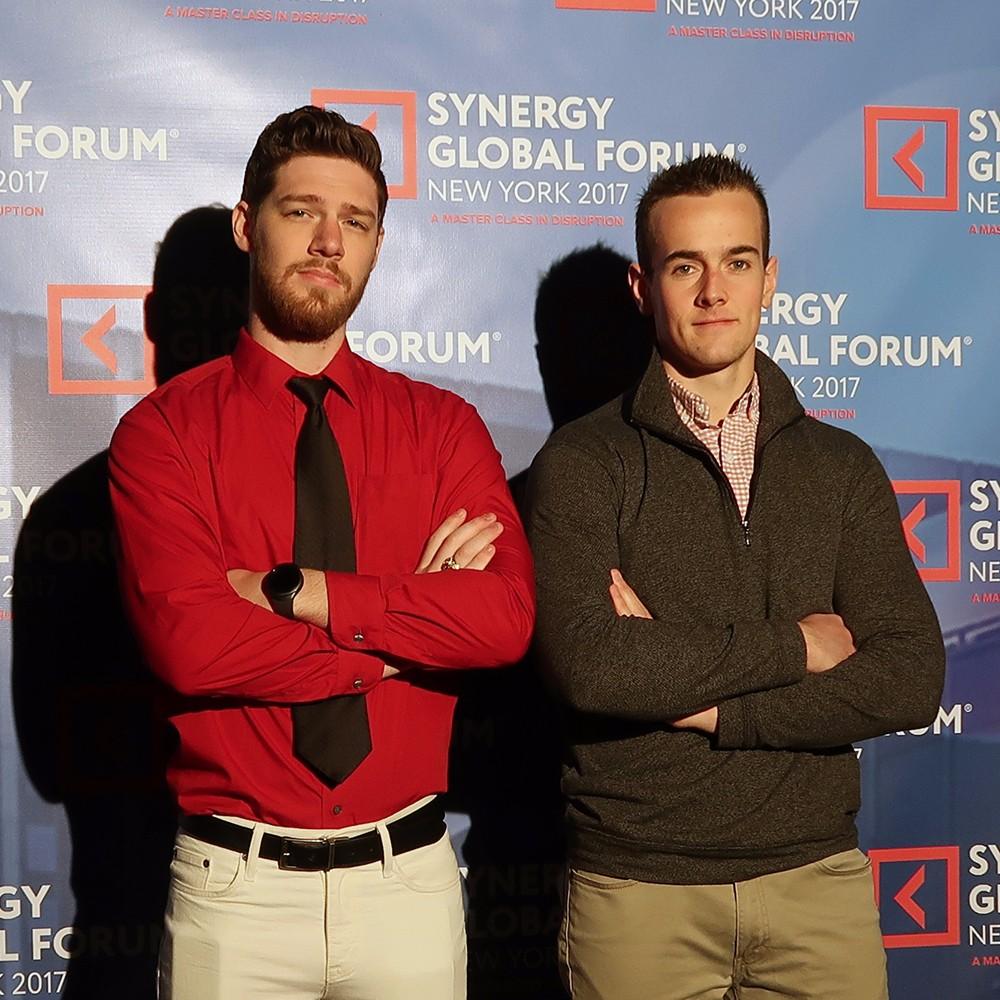 Ryan Scribner & Jordan Kilburn