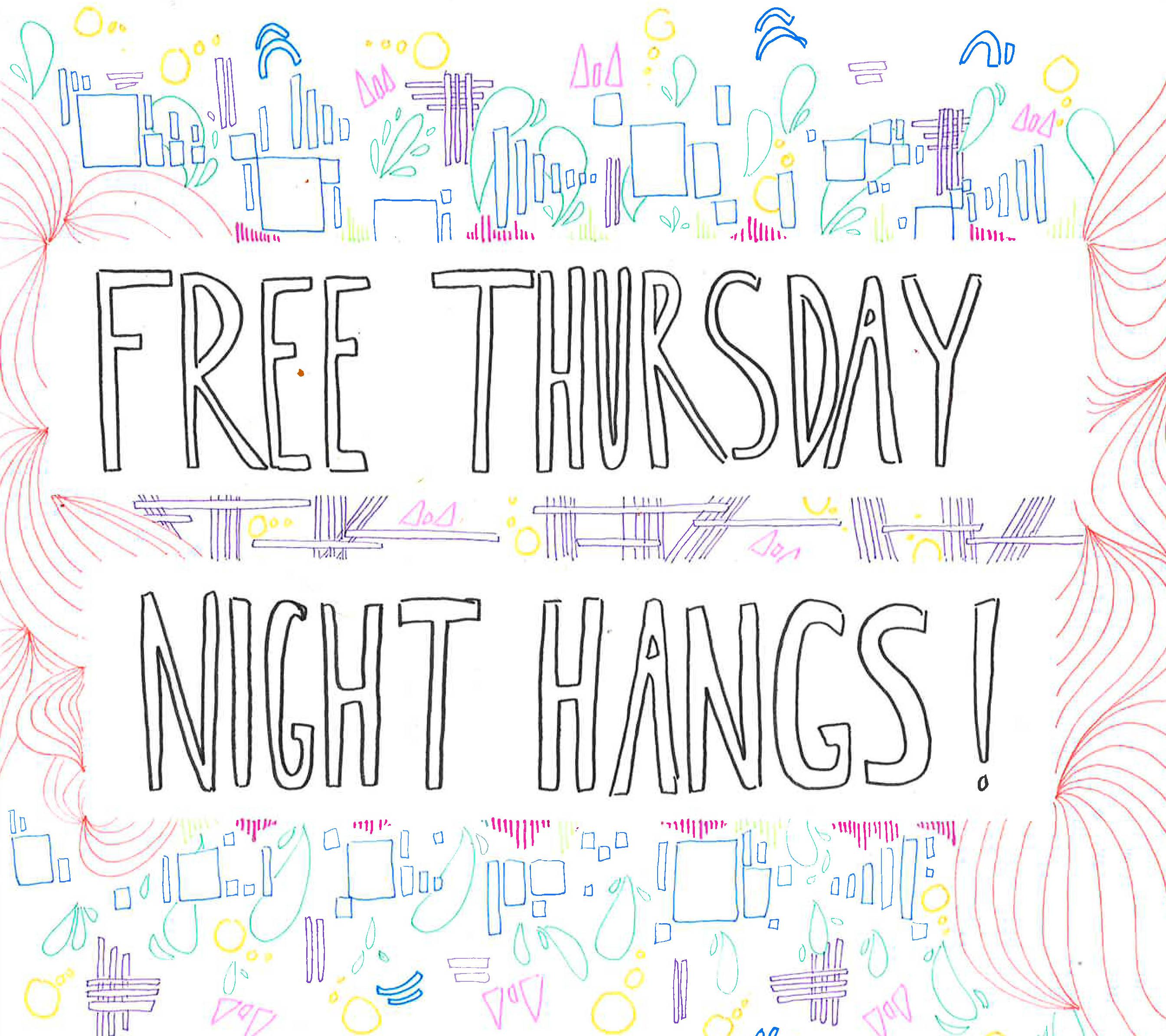 Free Thursday Night Hangs: Bit Bash