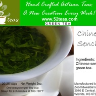 Chinese Sencha from 52teas