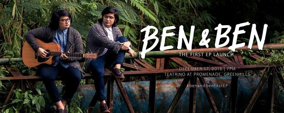 Ben&Ben: The First EP Launch