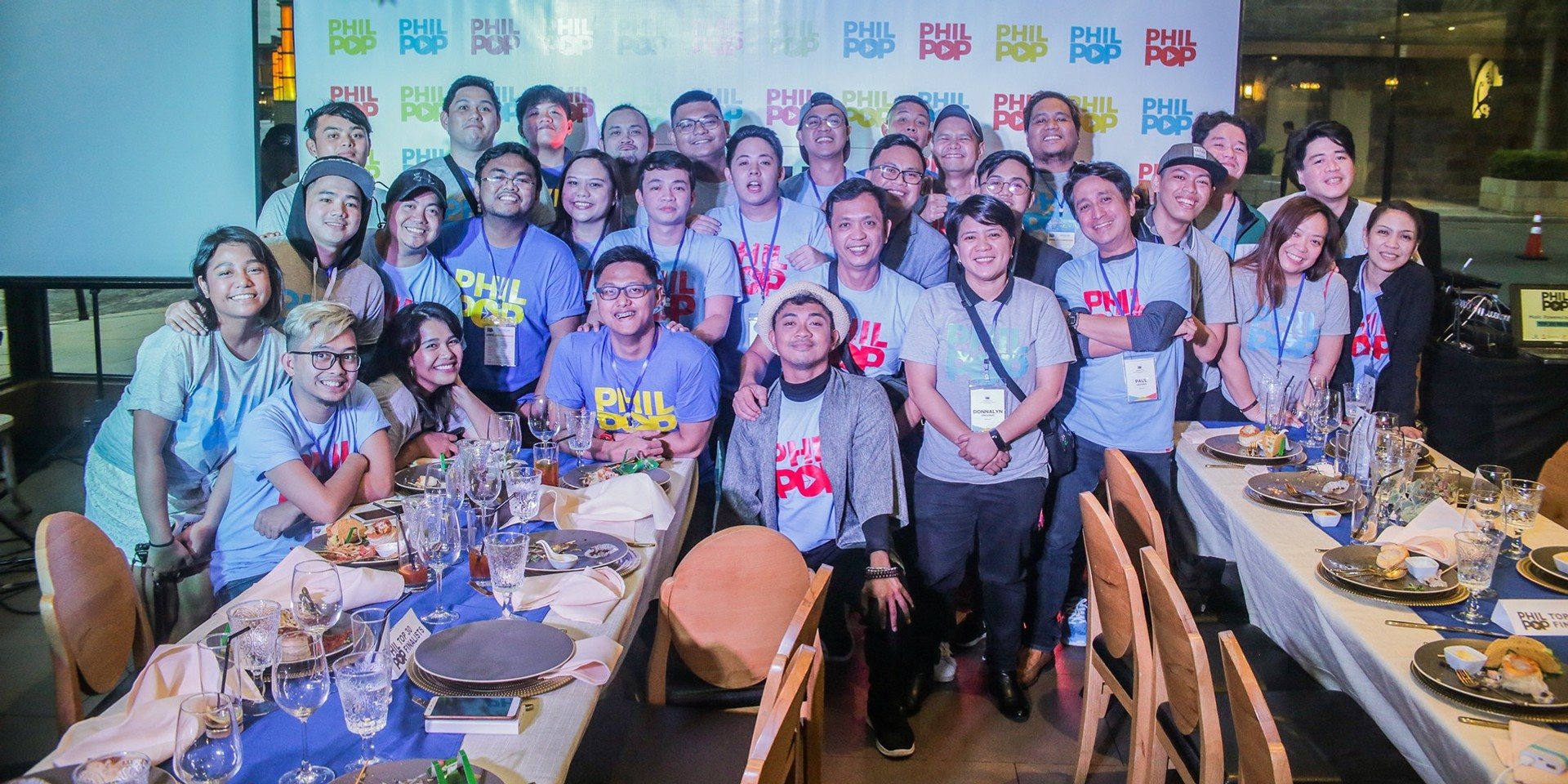 Here are the 30 semifinalists of PhilPop 2018