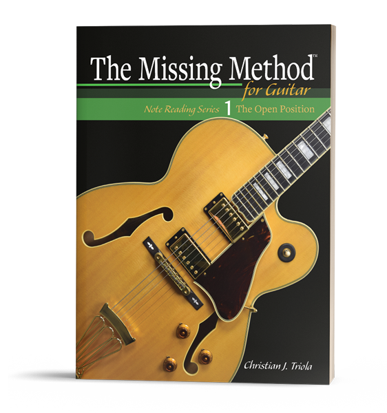 The Missing Method for Guitar, Book 1