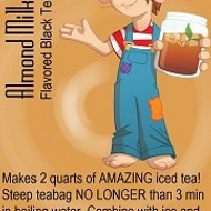 SBT: Almond Milk Iced Tea from 52teas