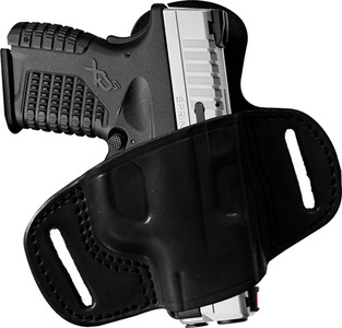 Tagua TAGUA EXTRA PROTECTION BELT HOLSTER S/A XD-S BLK RH