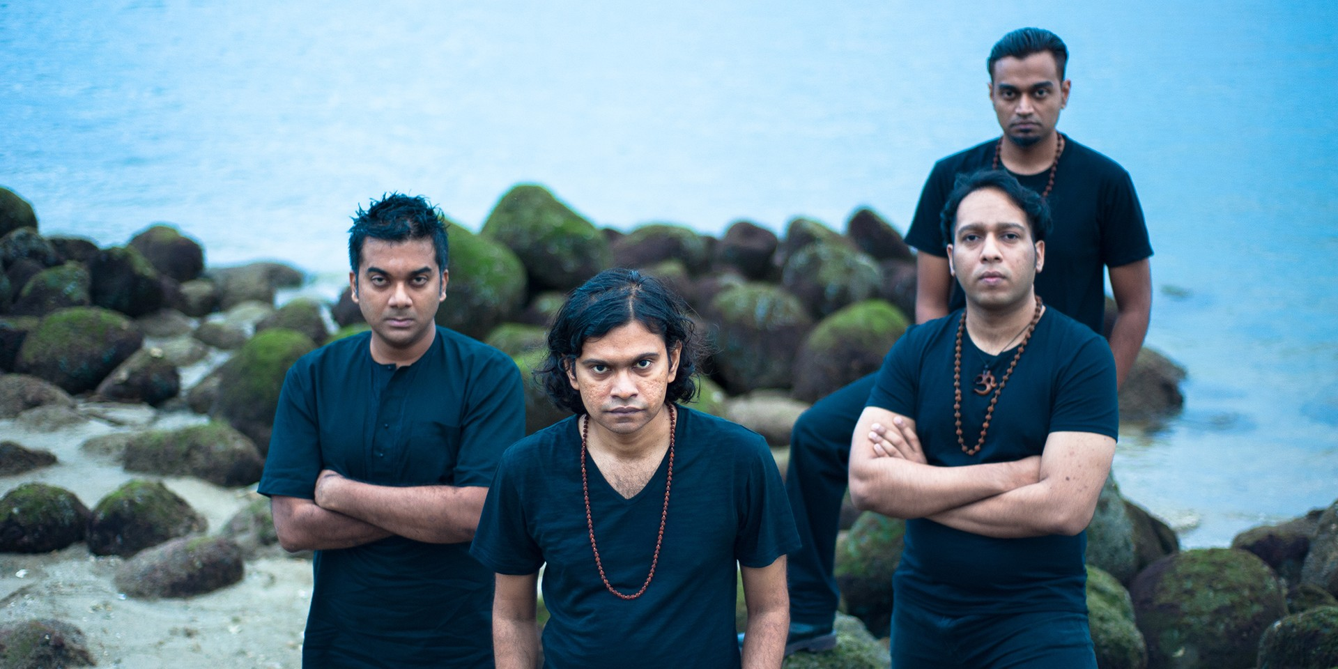 LISTEN: Rudra unleashes hypnotic nine-minute epic, 'Ancient Fourth'