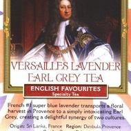 Versailles Lavender Earl Grey from Metropolitan Tea Company