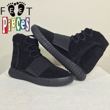 ADIDAS YEEZY BOOST 750 SIZE 10 BB1839 TRIPLE BLACK