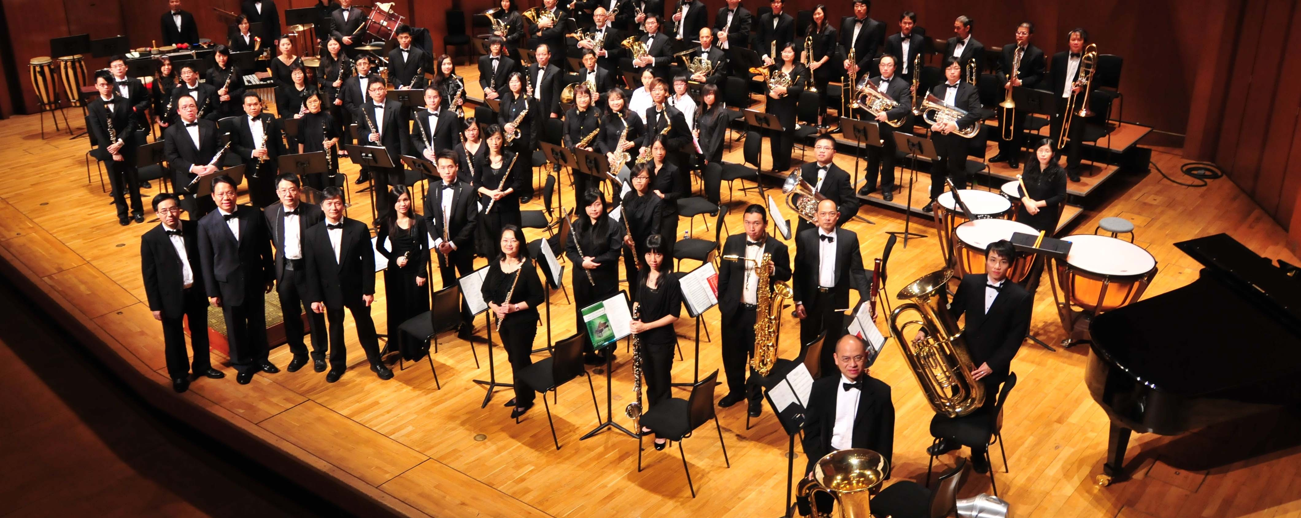 The Philharmonic Winds Goes Pop