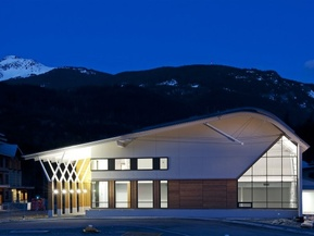 picture from Whistler Athletes Centre