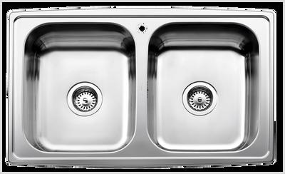 Horizon Kjøkkenvask HZ815D-02