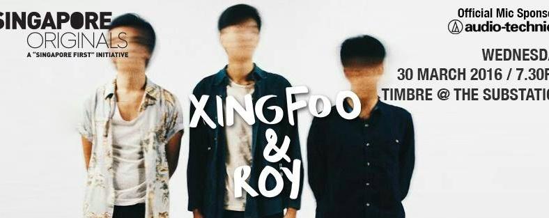 Singapore Originals: Xingfoo&Roy