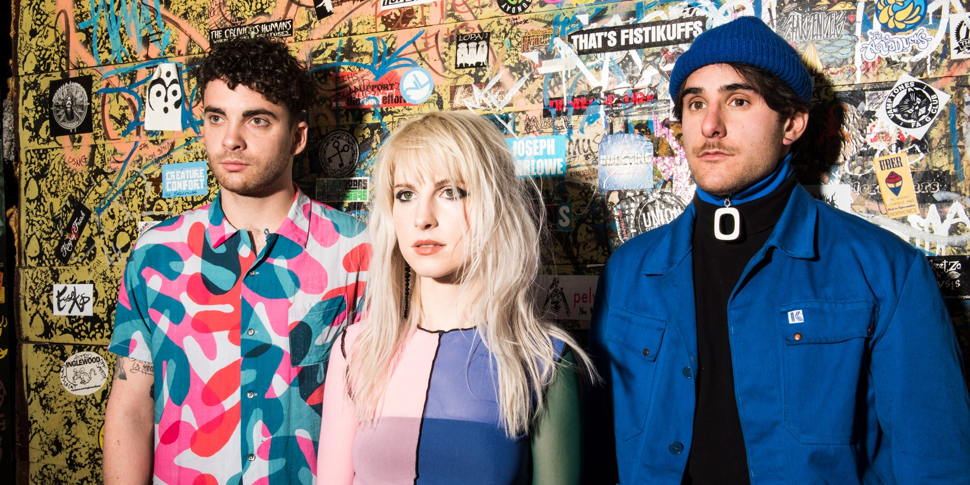 Paramore is coming to Singapore