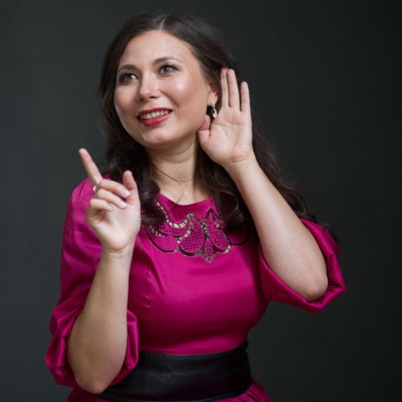 Анастасия Карпина