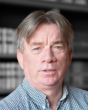 Robert Vincent Portrait Staff Photo