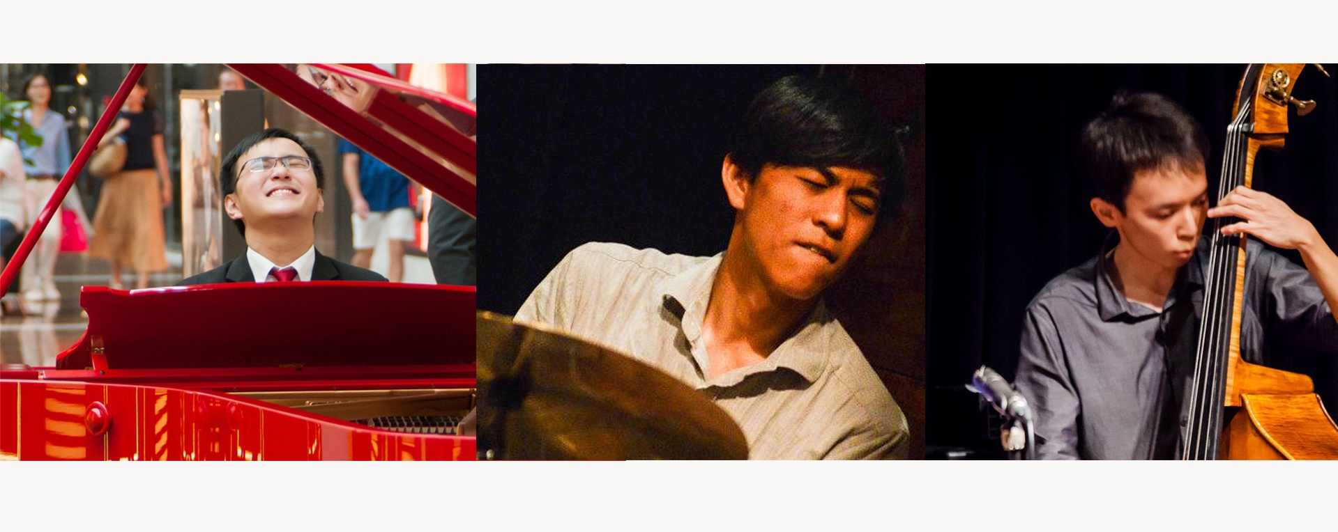 Joel Chua Trio: Tribute to Brad Mehldau