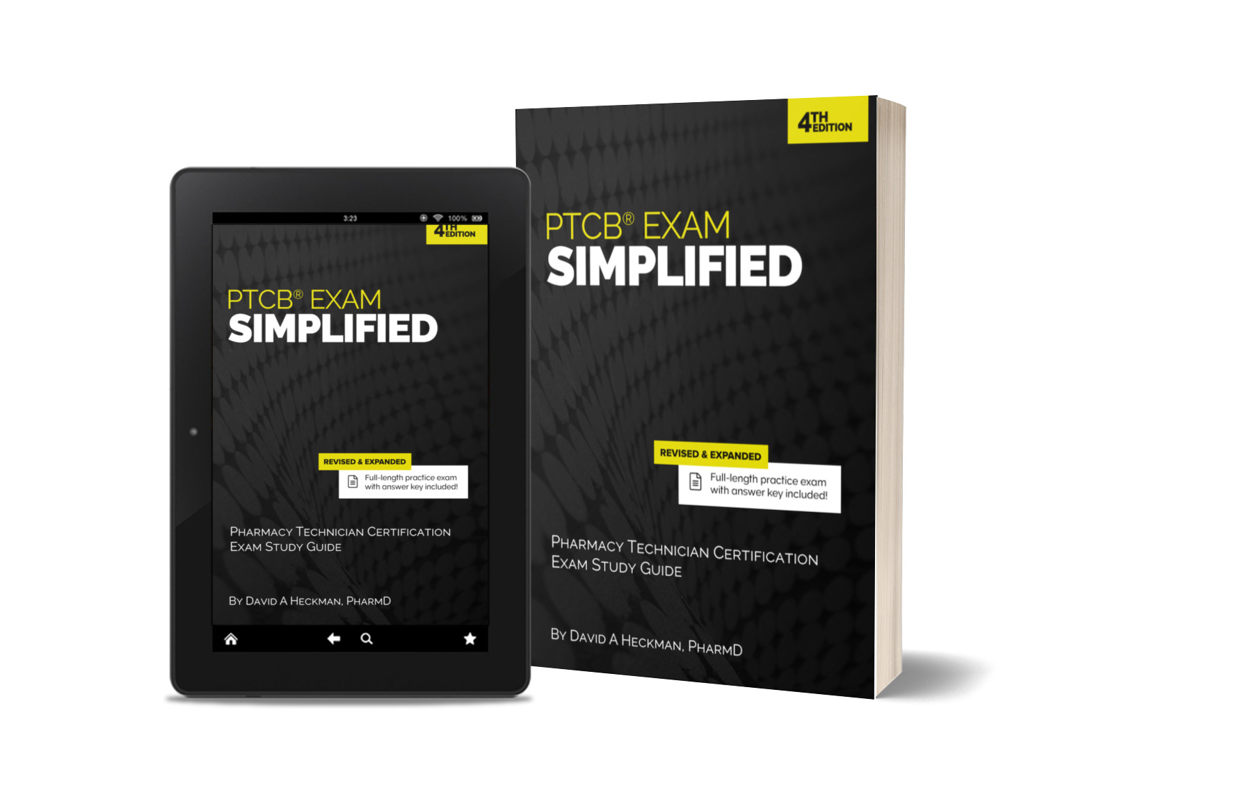 PTCB Exam Simplified (4th Edition)