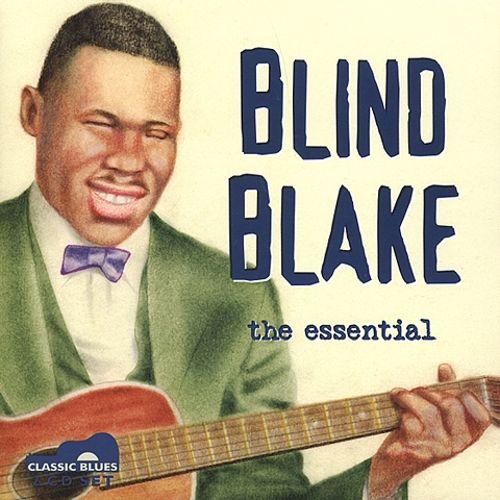 Ragtime blues Chord Progressions - Blind Blake