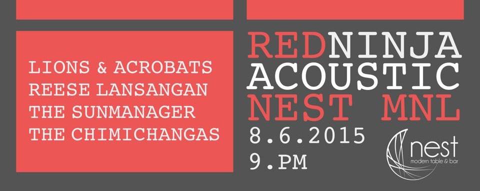 Red Ninja Acoustic