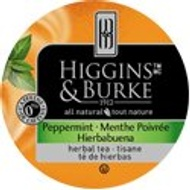 Peppermint Capsules (K Cups) from Higgins & Burke