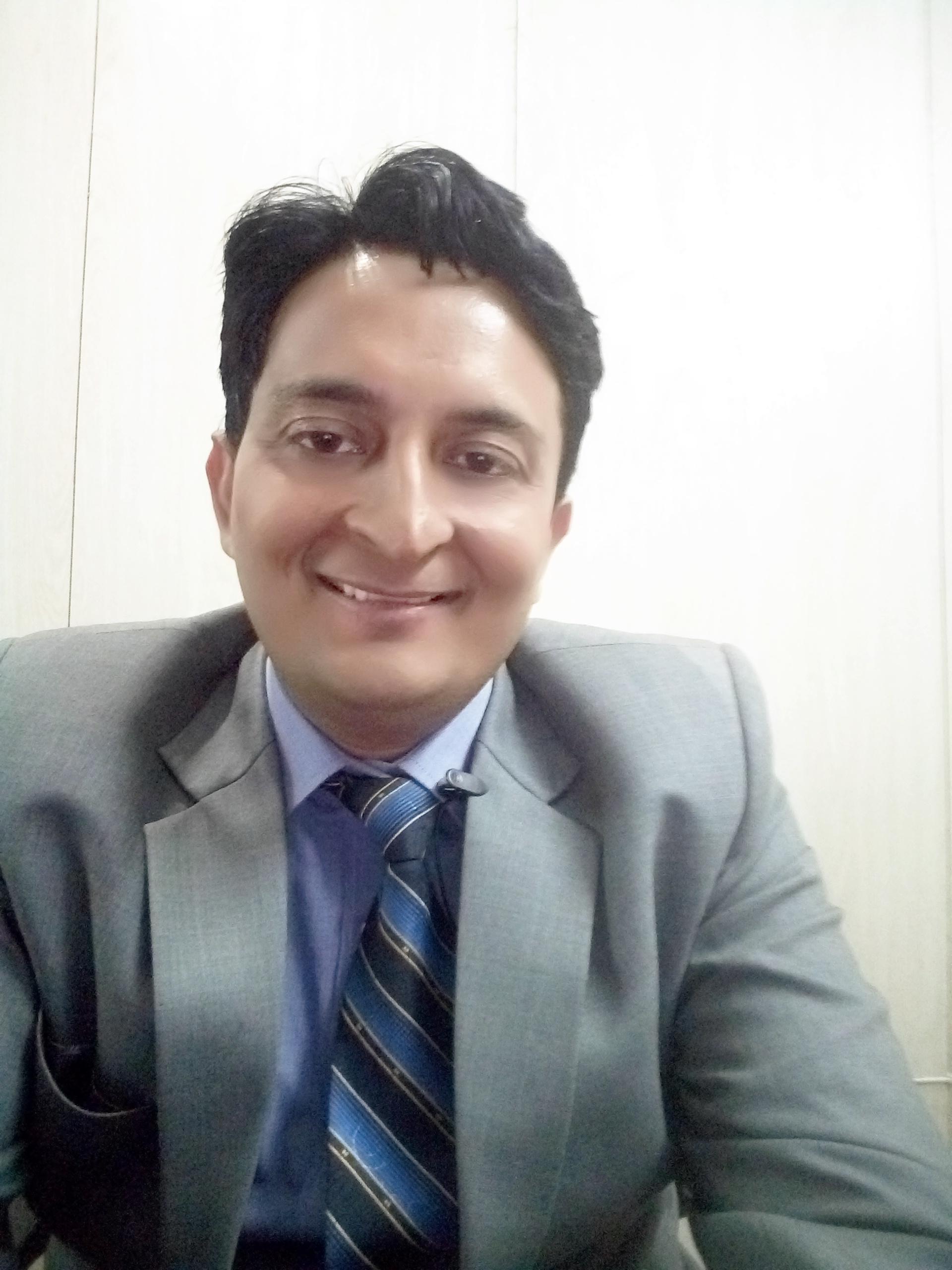 Gaurav Bhardwaj.