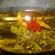 3 Flower Burst Tea from Cuppa'T Specialty Teas