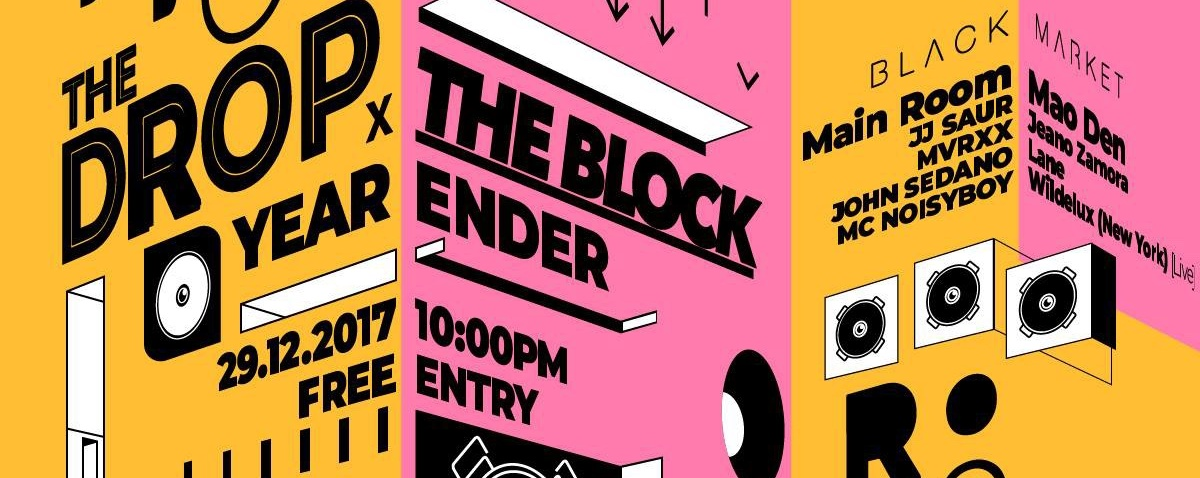 The Drop x The Block Year Ender