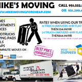 Mike's Moving image