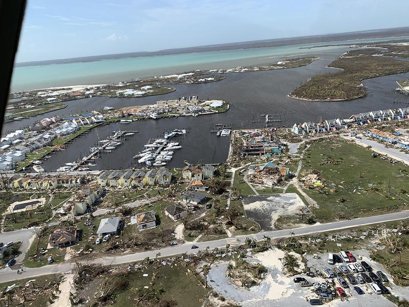 hurricane dorian treasure cayjpg