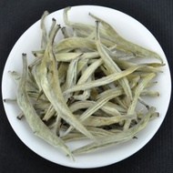 imperial grade silver needle white tea of jinggu autumn 2015 from Yunnan Sourcing