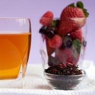 Organic Berry Bomb from The Rabbit Hole Organic Tea Bar