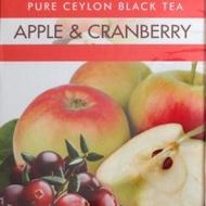 Apple & Cranberry Pure Ceylon Black Tea from TEViVe