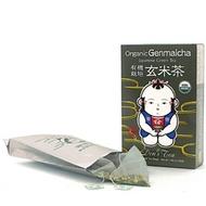 Organic Genmaicha Whole Leaf Teabag from Den's Tea