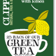 Green Tea with Lemon from Clipper