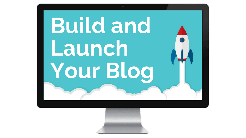 Launch Your Blog Course is in the Pro Blogger Bundle by Create and Go