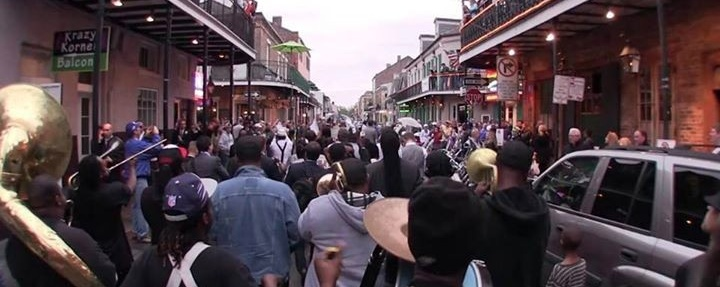 New Orleans Night Vol. 7 - New Stream Brass Band