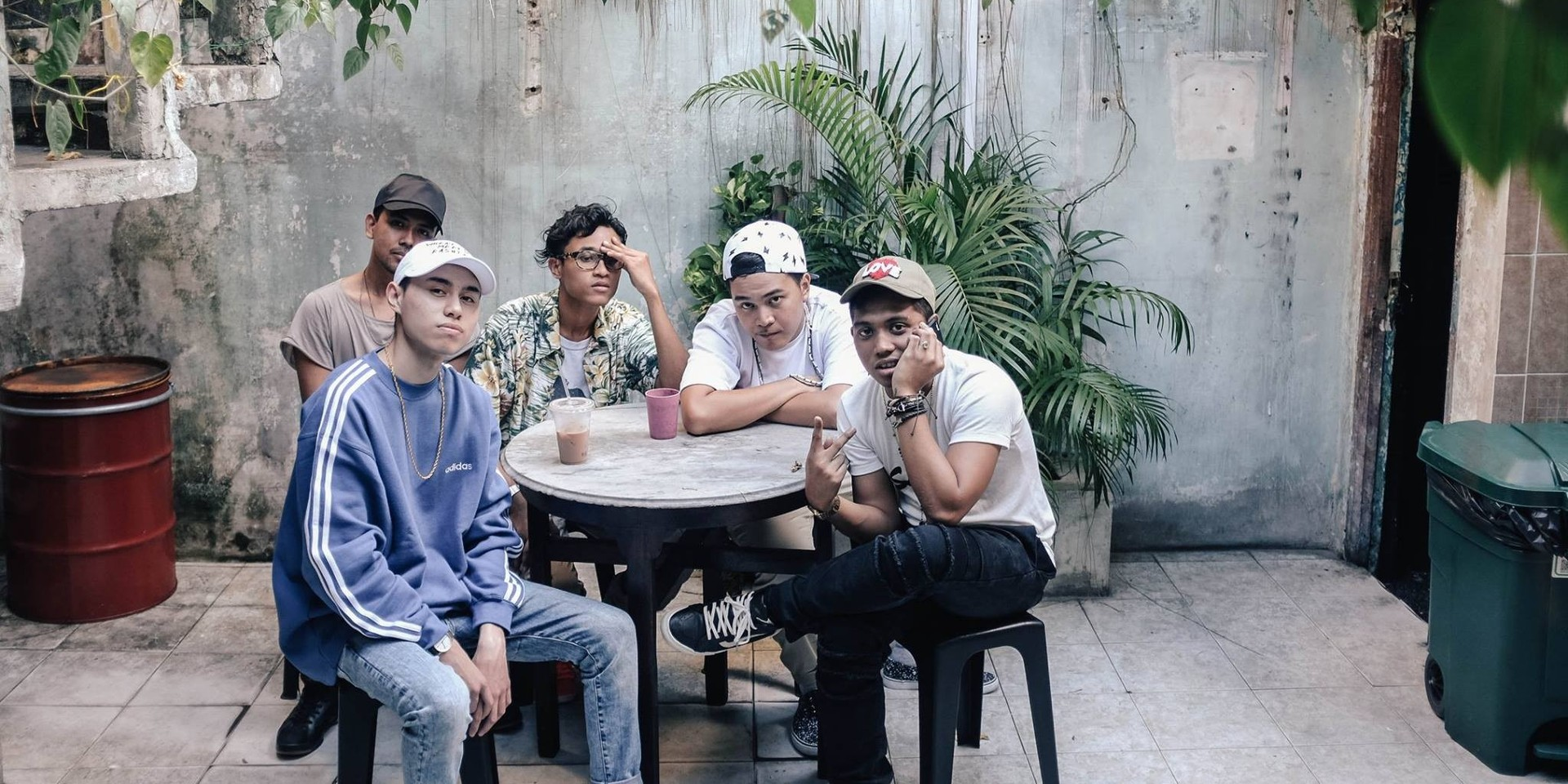 WATCH: Void Deck Fellas keep it real in the heartland hood for 'Bawah Kolong'