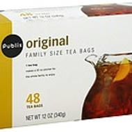 Publix Family Sized Tea Bags from Publix