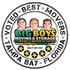 Big Boys Moving & Storage   | Valrico FL Movers