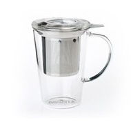 DAVIDsTEA Perfect Glass Mug from DAVIDsTEA