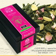 Love Song Tea (Green) from Mariage Frères