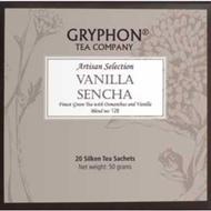 Vanilla Sencha from Gryphon Tea Company
