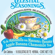 Apple Banana Chamomile Tea from Celestial Seasonings