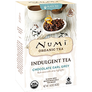 Chocolate Earl Grey from Numi Organic Tea
