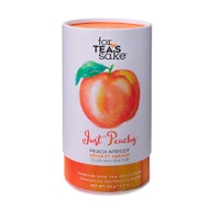 Just Peachy from For Tea's Sake