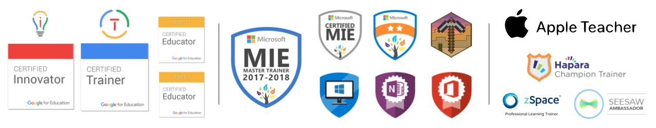 b94e8a215f5a4d Google Certified Educator Level 1 Prep Course - BACK TO SCHOOL SPECIAL