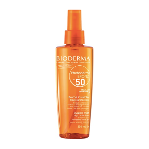 Brume Solaire Invisible SPF 50 Photoderm Bronz