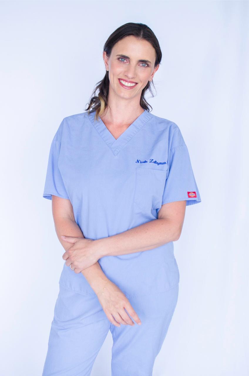 Dra. Nicole Zaltzman