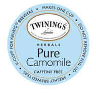 Pure Camomile K Cups from Twinings