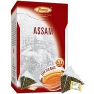 Assam leaf tea bags from Premier's Tea